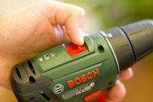 Bosch PSR 10,8 LI-2 Akkuschrauber Praxistest - Handhabung
