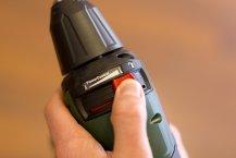 Bosch PSR 18 LI-2 Akkuschrauber Praxistest - Zusatzfunktionen